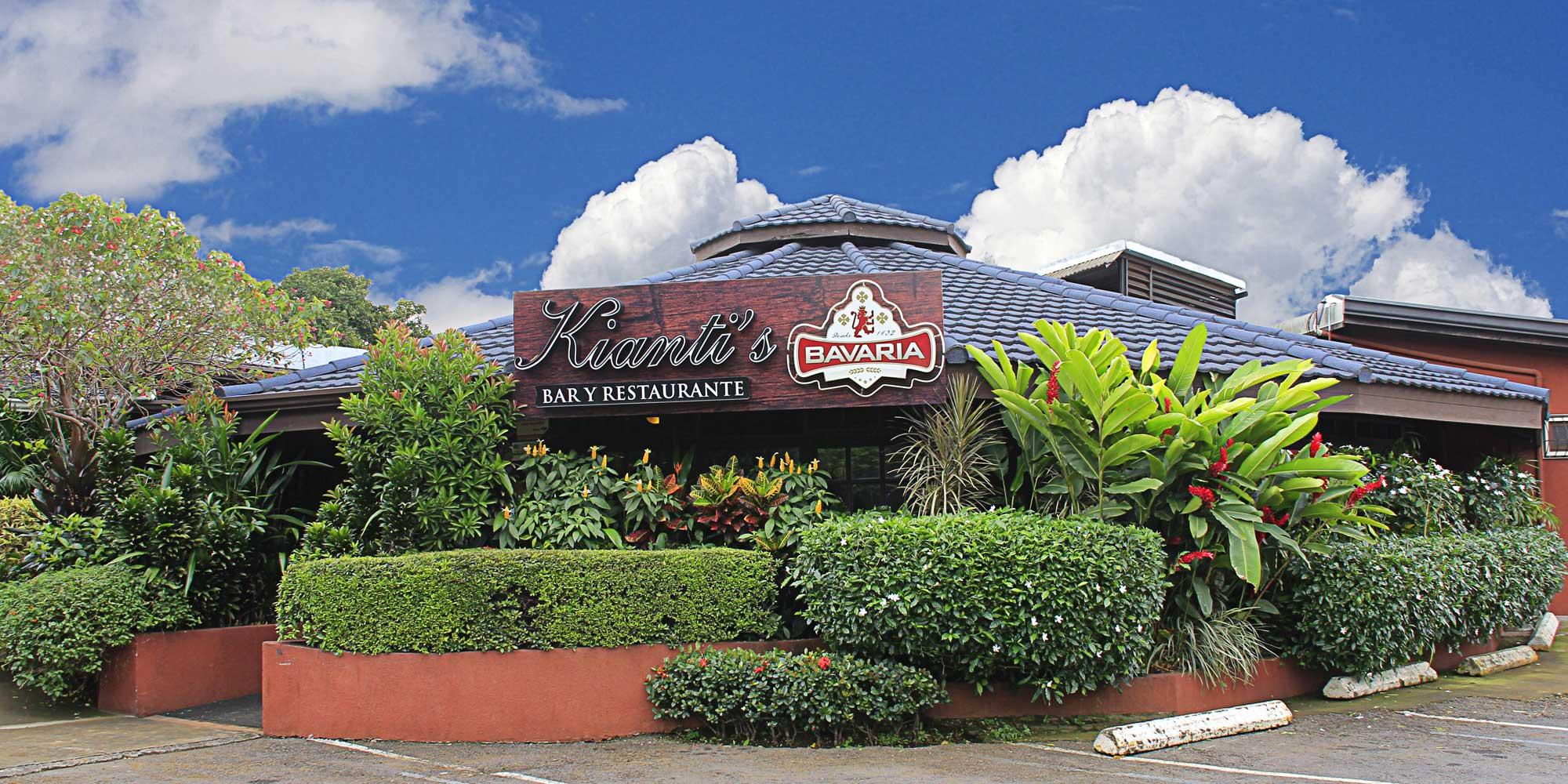 Kiantis Restaurante en La Rivera de Belén, Heredia, Costa Rica
